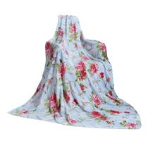 富安娜法兰绒毯80x120cm