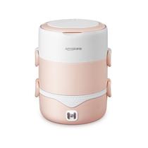 亚摩斯(Amos)电热饭盒AS-LB30D升级版三层2L负压密封健康保鲜防干烧