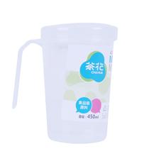 茶花450ML微波牛奶杯2745