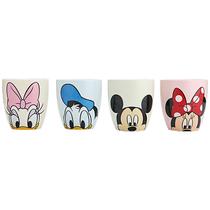 迪士尼米奇家族四入陶瓷水杯组DSM-FJP206