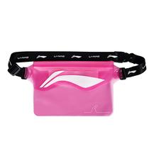 李宁手机防水袋高清触屏防水套腰包LQAM012-1