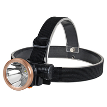康铭LED锂电池头灯强光远射充电头戴式手电筒锂电池头灯户外应急照明灯露营灯KM-2832A