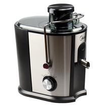 美的多功能榨汁机渣汁分离全自动JE40D11银白色