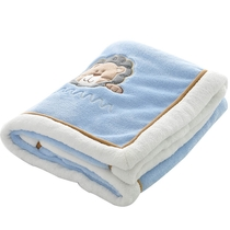 艾可馨双层小毛毯