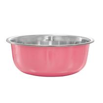 柏士德彩色不锈钢料理盆凉拌盆水果盆三件套BST-018