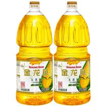 金龙鱼食用油玉米油1.8Lx2