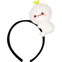 长草颜团子可爱卡通发卡洗脸发箍TZ19002