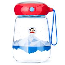 【盛夏攻略】大嘴猴可爱玻璃杯创意水杯HC205-380