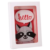 喜之宝可乐卡益智亲子儿童DIY材料包动物单款DW6701