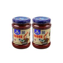康保县坝上鲜鲜椒香辣酱258gx2瓶(鲜辣)