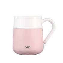 【颜值好物】UKA优家微烹宝cafe玻璃保温马克杯UKC-12