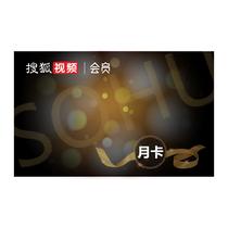 搜狐视频VIP会员月卡