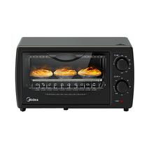 美的家用10L电烤箱PT1011