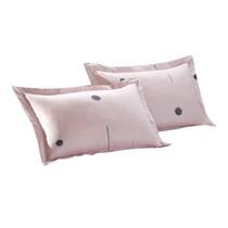 细工坊家纺蒲公英枕套2件组