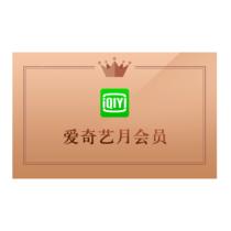 爱奇艺视频月会员【直充】