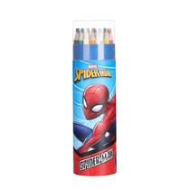 迪士尼桶装彩铅36色画画铅笔彩铅文具图案随机