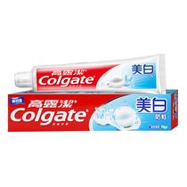 高露洁防蛀美白牙膏140g