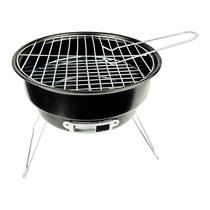 Greatpal迷你圆形烧烤炉户外家用烧烤架便携折叠野营烧肉炉GP0913